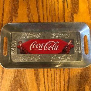 Coca-Cola Tin Tray
